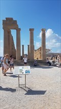 Image for The Acropolis of Lindos - Lindos, Greece