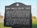 Image for 1800 Brick House 1963