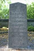 Image for Gedenkstein für die Opfer der Franzosenzeit, Hamburg, Germany