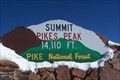 Image for Pikes Peak - Manitou Springs, CO