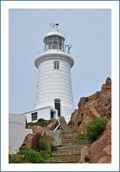 Image for la corbiere lighthouse-Jersey-Channel islands