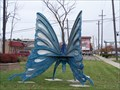 Image for Butterfly Statue - Canton, Michigan