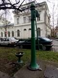 Image for Pumpa u nádraží Dejvice - Praha 6, CZ