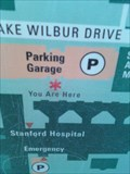 """Image for Stanford Medical Center """"You are here"""" - Stanford, CA"""