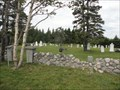 Image for Vieux cimetière - Pointe-aux Outardes, Québec