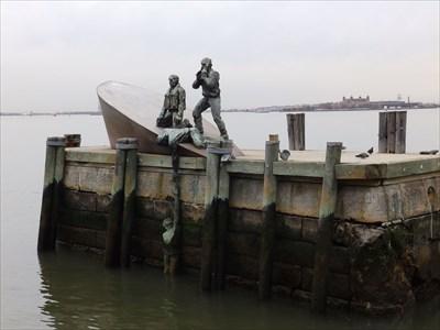 American Merchant Mariners' Memorial - New York City