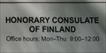 Image for Finland Honorary Consulate - Brno, Czech Republic