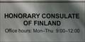 Image for Finland Honorary Consulate - Brno, Czech Republic