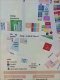 Image for Saratoga Village Map (Blaney Plaza) - Saratoga, CA