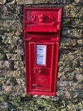 Image for Victorian Wall Box - Crossways - New Yatt - Witney - Oxfordshire - UK