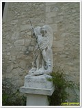 Image for Saint Michel l'Archange terrassant le Dragon - Saint Michel l'Observatoire