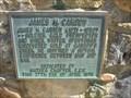 Image for James H Carson - Carson Hill, CA