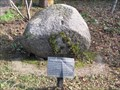 Image for Glacial Erratic at U of O
