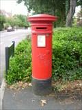Image for Victorian Pillar Box - Meyrick Park Crescent, Bournemouth, Dorset, UK
