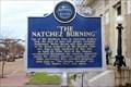 "Image for ""The Natchez Burning""-Mississippi Blues Trail No. 36"