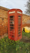 Image for Payphone - Valley Road - Weston-by-Welland, Northamptonshire