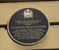 Image for World's FIRST – Passenger Railway Station – Manchester, UK