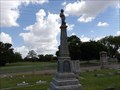 Image for Wheeler - Evergreen Cemetery, Victoria, TX