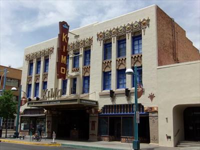 KiMo - Vintage Theatre - Albuquerque, NM.