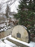 Image for Nelles Grist Mill Stone - Grimsby, ON