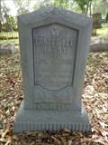 Image for Ernest Lee Hardy -  Lockhart Municipal Burial Park - Lockhart, TX.