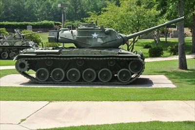 WWII Tank at Sportplex