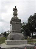 Image for Mount Pleasant Cemetery Civil War Memorial – Millville, New Jersey