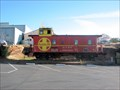Image for Legacy MOVED - ATSF 999625 Caboose Display -  Oakhurst CA