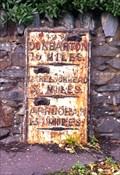 Image for Milestone. A814 Gareloch Road, Rhu