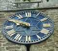 Image for Clock, Holy Trinity, Far Forest, Worcestershire, England