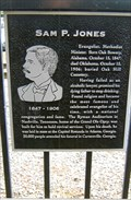 Image for Sam P. Jones - Cartersville, GA