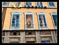 Image for Trompe l'oeil Facade of the Municipal Theater - Grenoble, France