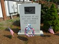 Image for Veterans Monument - Woburn - MA