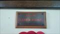 Image for Memorial Plaque - St Luke - Kinoulton, Nottinghamshire