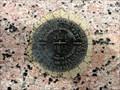 """Image for BM0629 - """"N 201"""" bench mark disk - Austin, TX"""