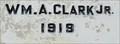 Image for 1919 - WA Clark Theatre - Montana State Prison - Deer Lodge, MT