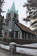 Image for St. Paul's Presbyterian Church - Banff, Alberta