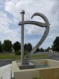Image for La Harpe de la Médiathèque - Avoine, France