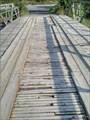 Image for Plank Bridge over Salmon River - Greater Napanee, Ontario