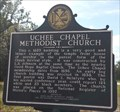 Image for Uchee Chapel Methodist Church - Uchee, AL