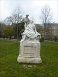 Image for Alfred de Musset - Paris, France