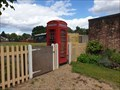 Image for Red Telephone Box - Kingscote Station, West Sussex, UK