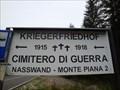 Image for Kriegsfriedhof Landro, Italy