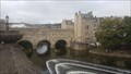 Image for ONLY -  Bridge in the UK with shops across the full span on both sides - Pulteney Bridge - Bath, Somerset