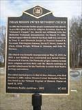 Image for INDIAN MISSION UNITED METHODIST CHURCH (SC-122) - Millsboro, DE
