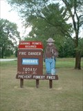 Image for Smokey Bear - Oxford, Wisconsin