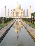 Image for Taj Mahal Fountains - Agra, Uttar Pradesh, India