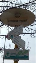 Image for Rozcestnik (Podlesi) - Boskovice, Czech Republic