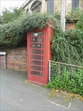 Image for Red Telephone Box, Deansway, Worcester, Worcestershire, England
