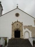 Image for Doorway of São Quintino Church - Sobral de Monte Agraço, Portugal